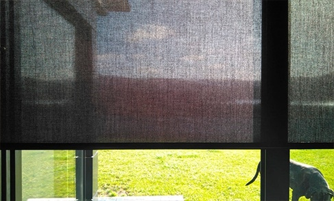 Screen TREVIRA REFLECTOR