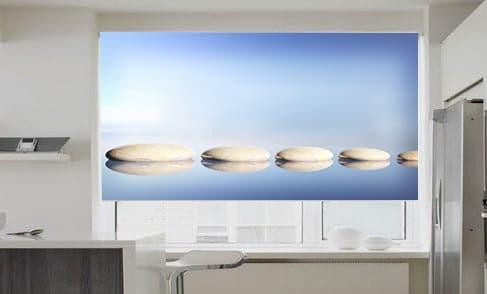 Estores estándar Zen agua